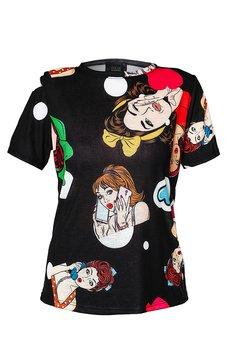 PREVIS - Sukienka z Kapturem