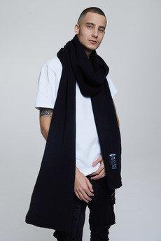 HARP TEAM - Szalik Premium Cotton 3.0 Black