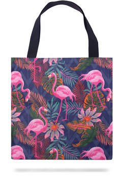 TWORKY - Ekotorba Shopperka Flamingi Tworky