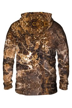 Dr.Crow - Bluza Marble Brown