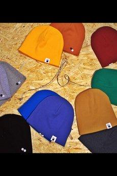 Button - BUTTON BEANIE - czapka różne kolory