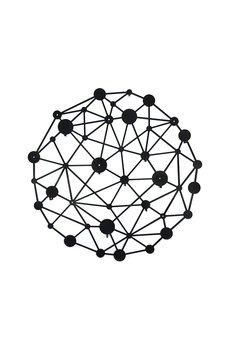 decolicious.pl - Wieszak geometryczny ATOOMY