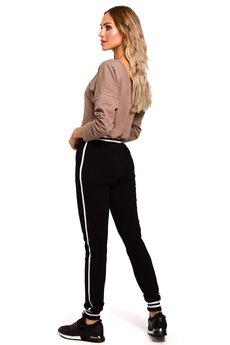 MOE - Spodnie ze ściągaczem - M460