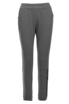 MOE - Spodnie z lampasem - M553