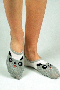 CandySox.PL - Skarpetki stopki z pandą. Słodka panda.