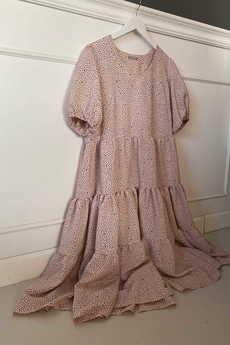 Elevenstory - Sukienka FLAVIA Light Powder Pink