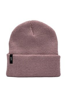 HARP TEAM - Premium Cotton Beanie Dusty Rose
